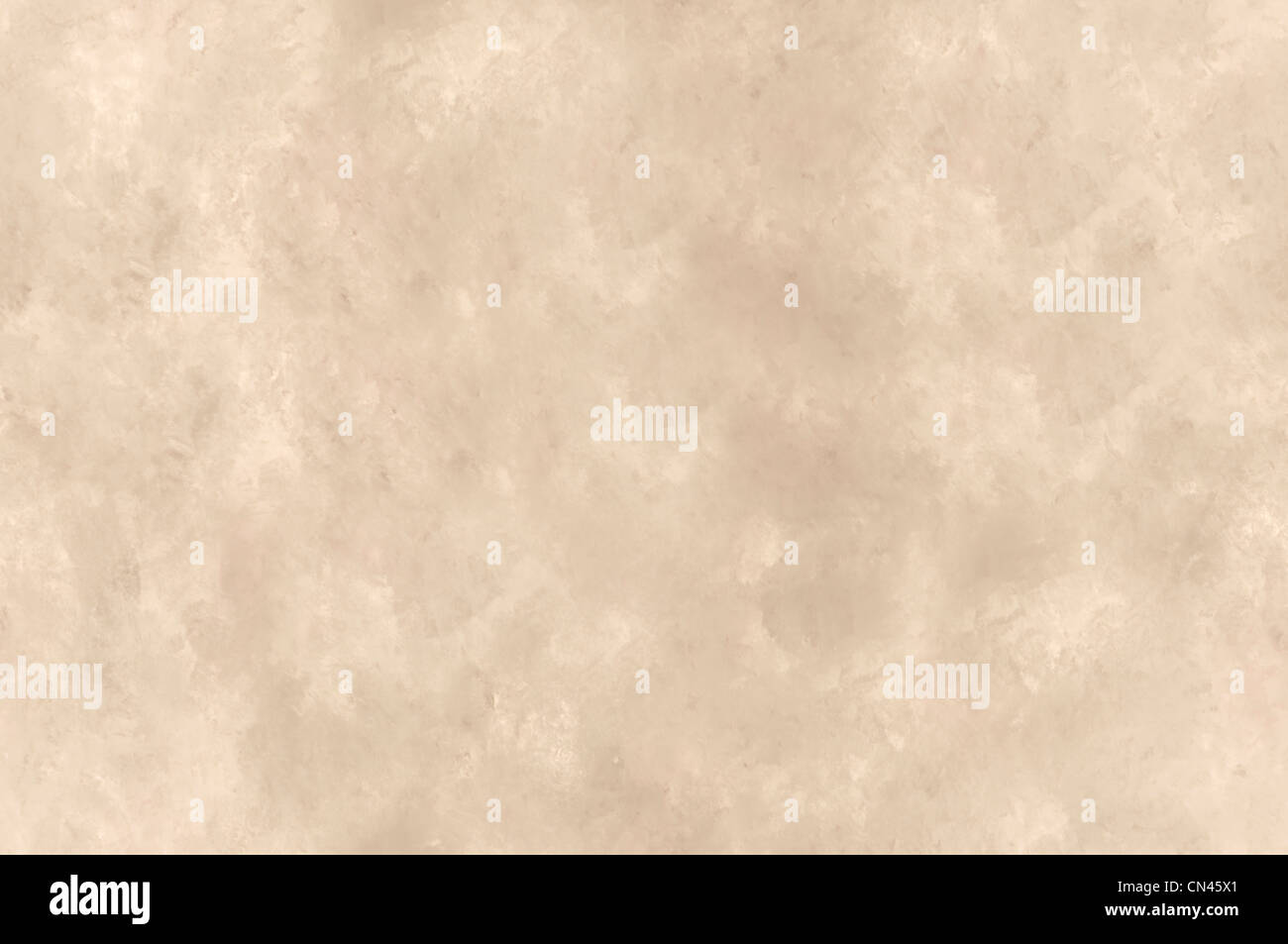 Grungy mottled canvas background seamlessly tileable - Stock Image