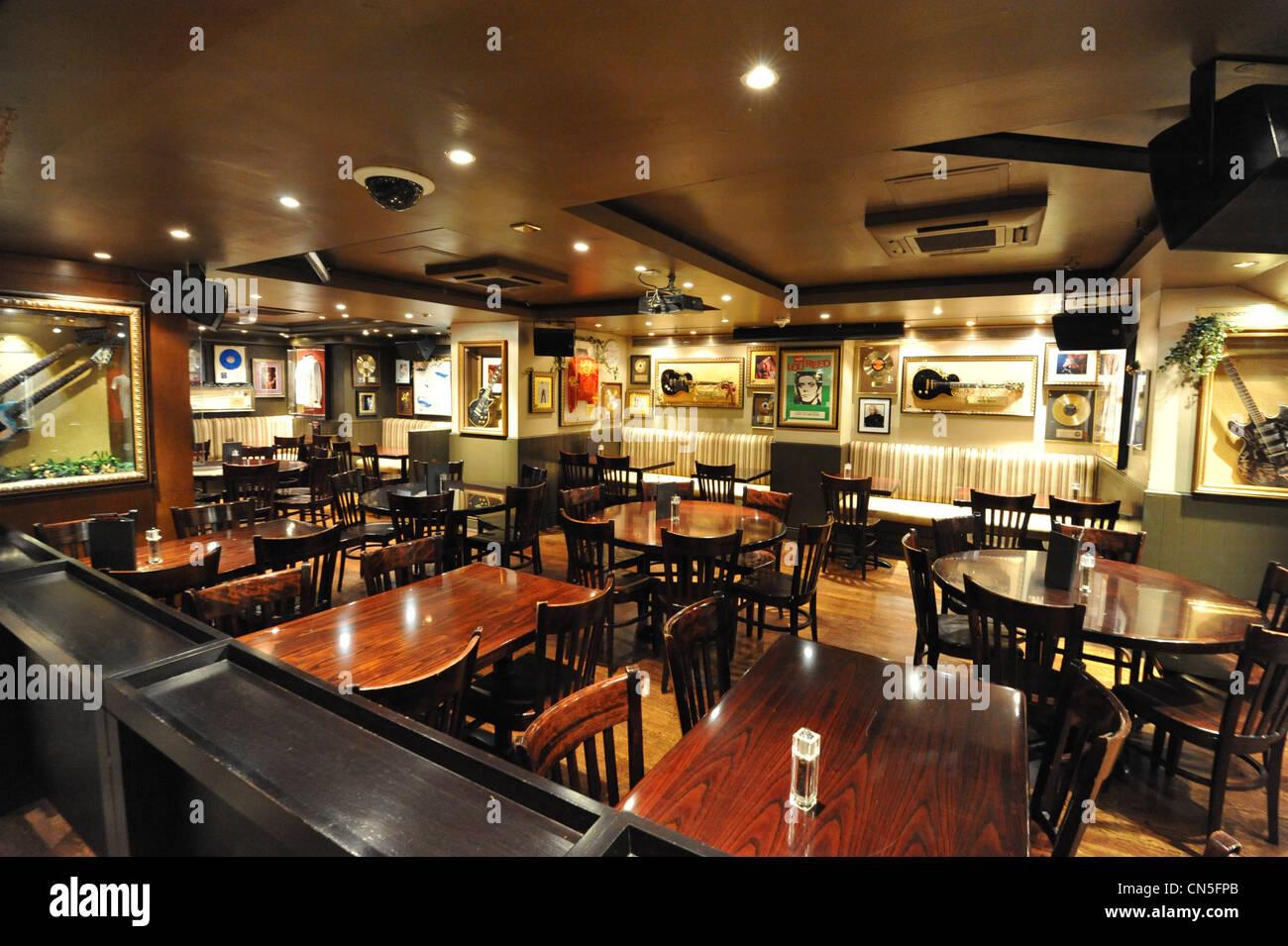 Hard Rock Cafe Uk London