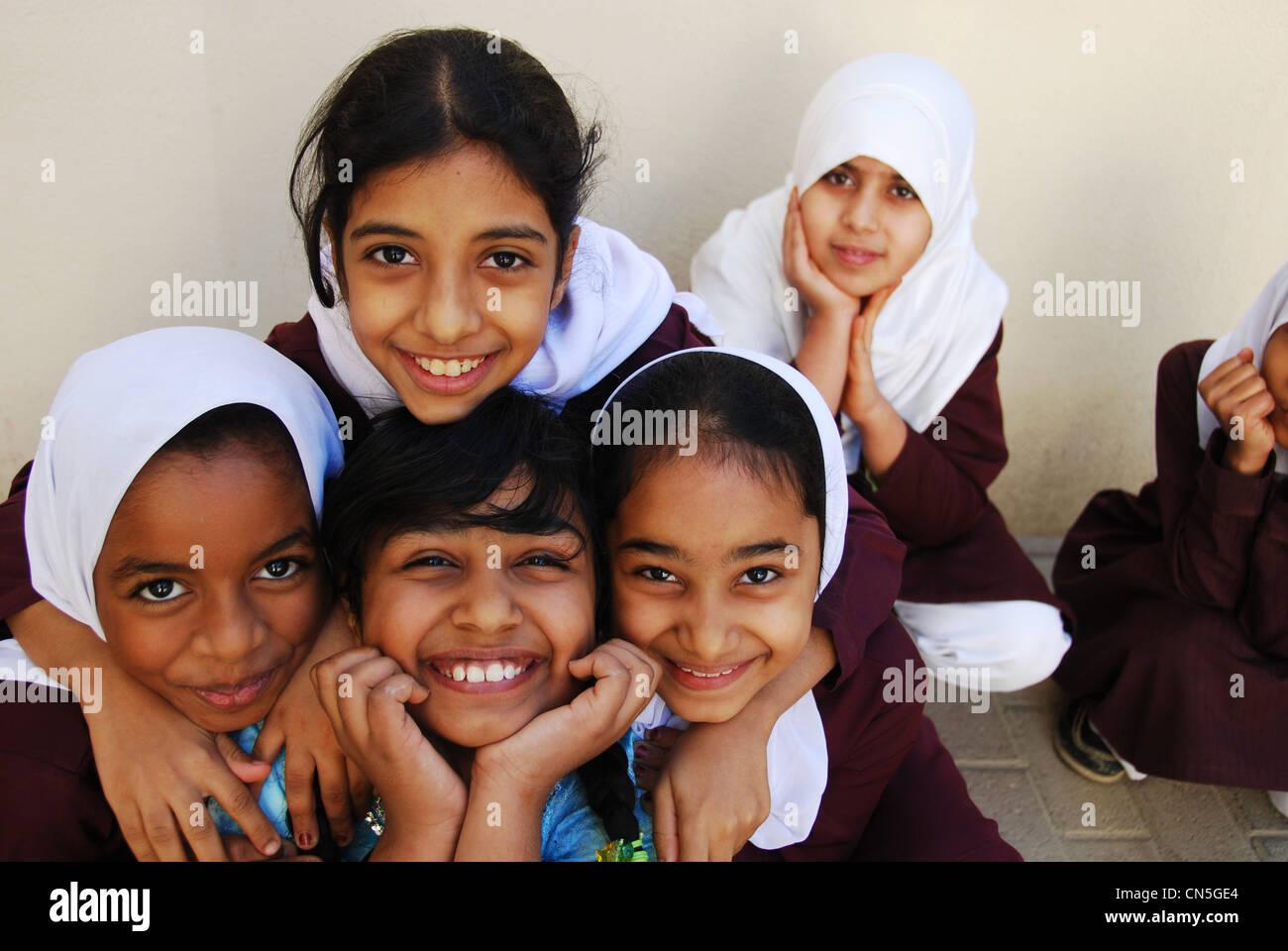 girls in muscat