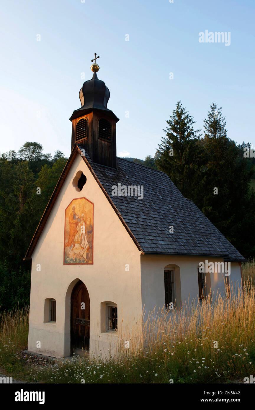 Italy, Trentino-Alto Adige, autonomous province of Bolzano, Brixen - Stock Image
