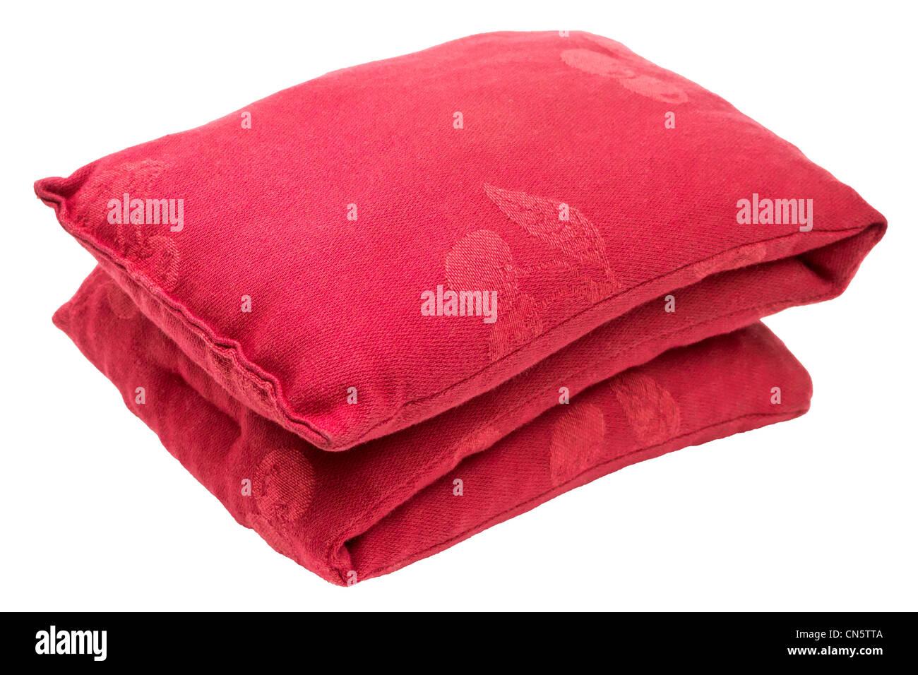 Cherry Stones Cushion - Stock Image