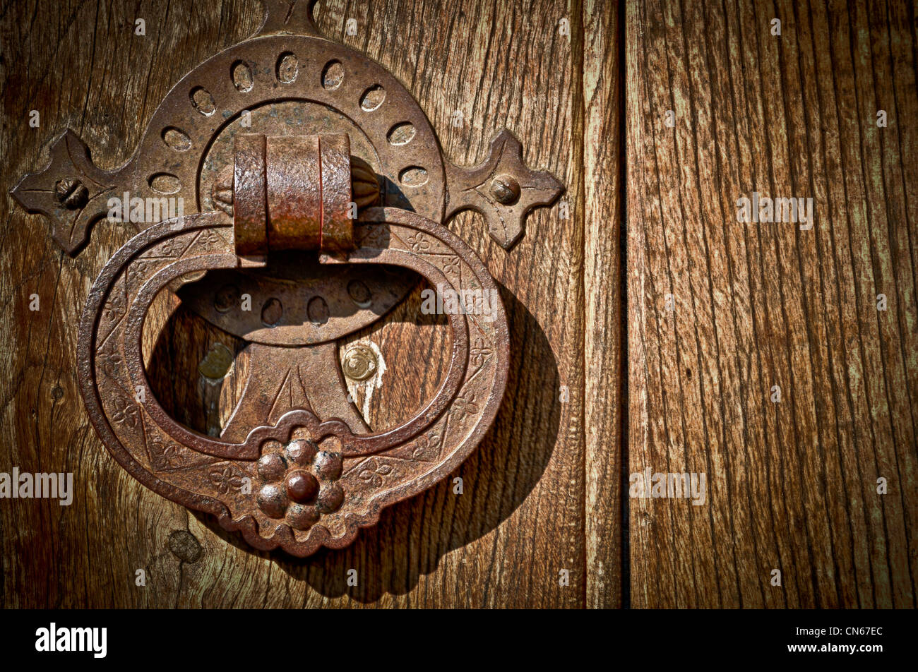 Ordinaire Close Up Of An Antique Door Knob Stock Photo: 47466116   Alamy