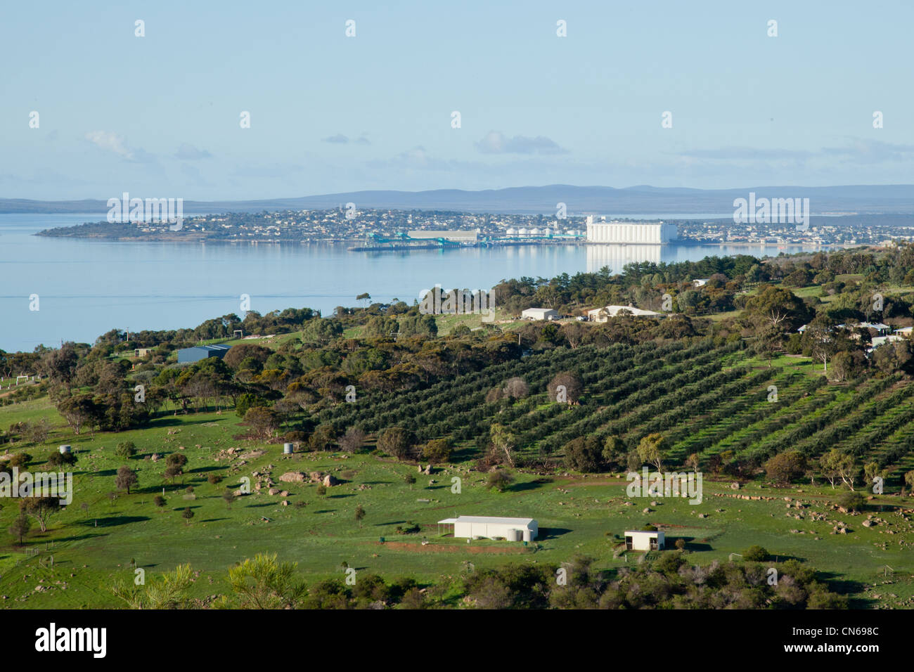 Port Lincoln. Eyre Peninsula South Australia - Stock Image