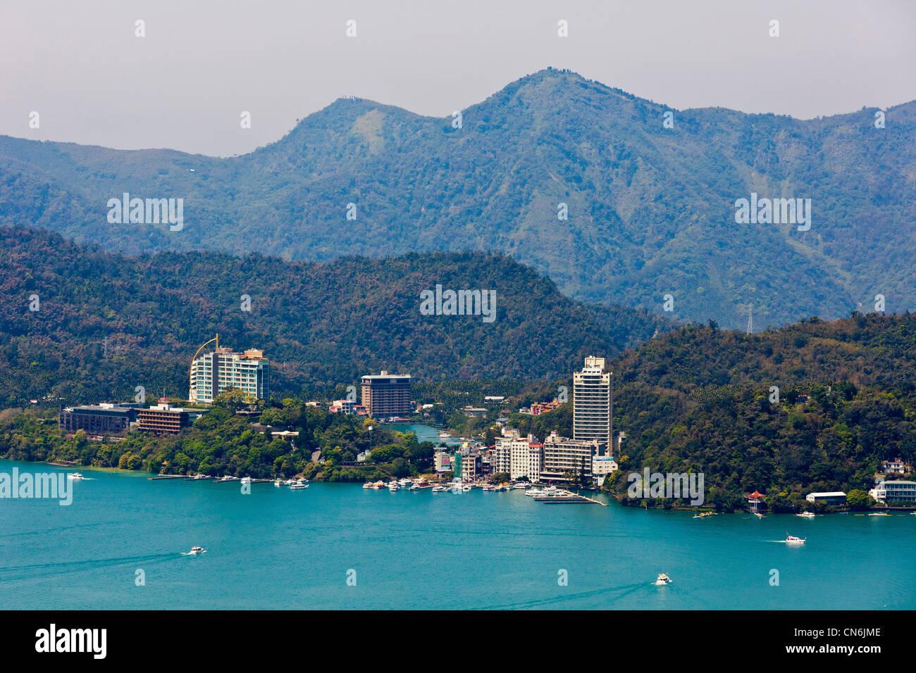 Sun Moon Lake, Taiwan. JMH5812 - Stock Image