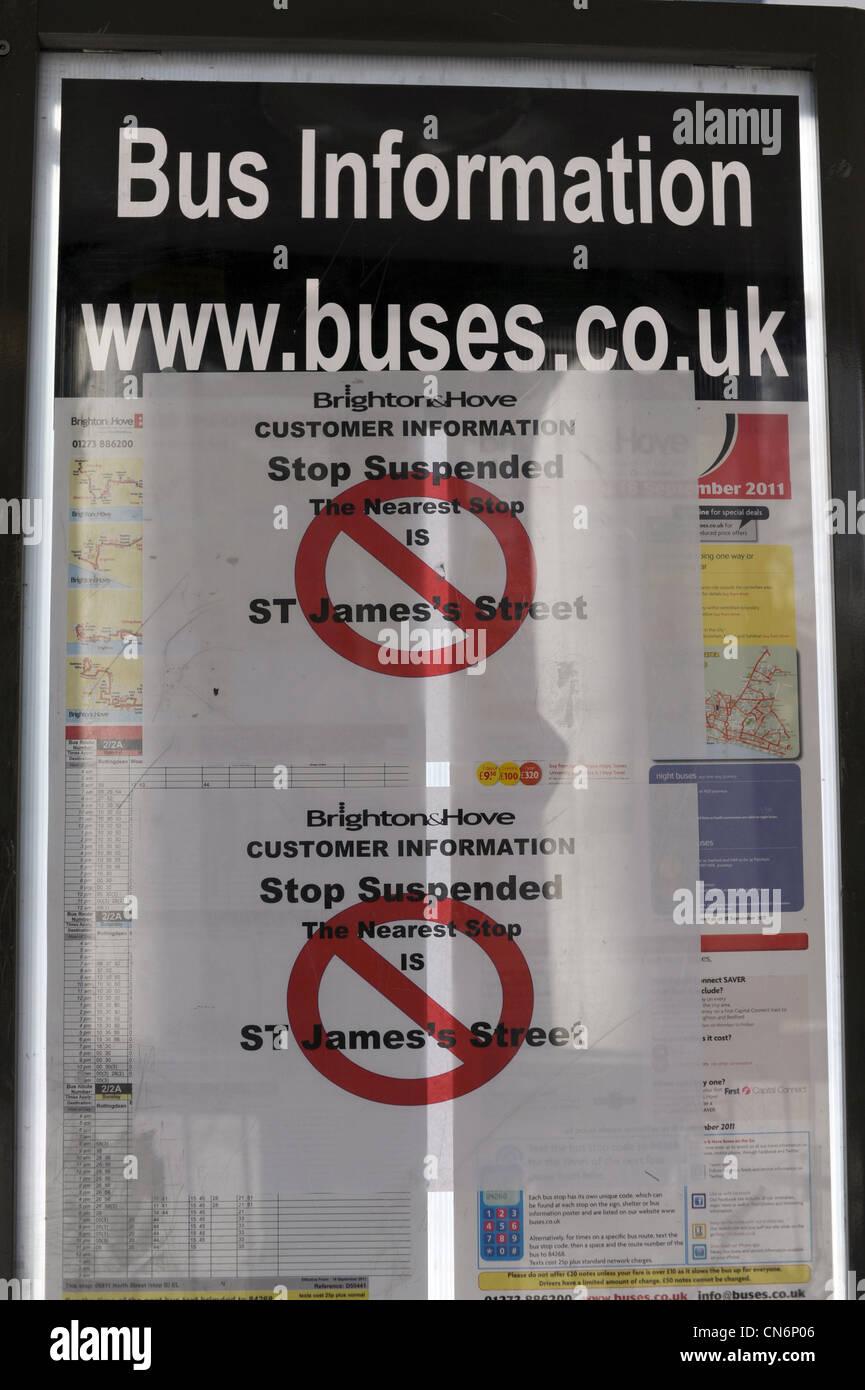 Bus Timetable Uk Stock Photos Bus Timetable Uk Stock Images Alamy
