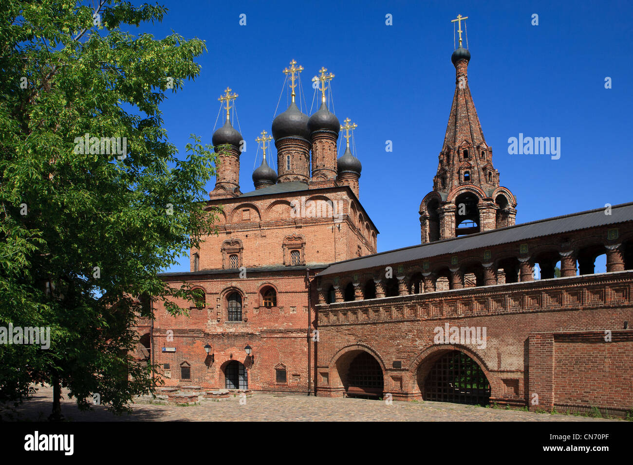 Putin will show: Krutitsy Patriarchal Compound - a place where time stops (27 photos)