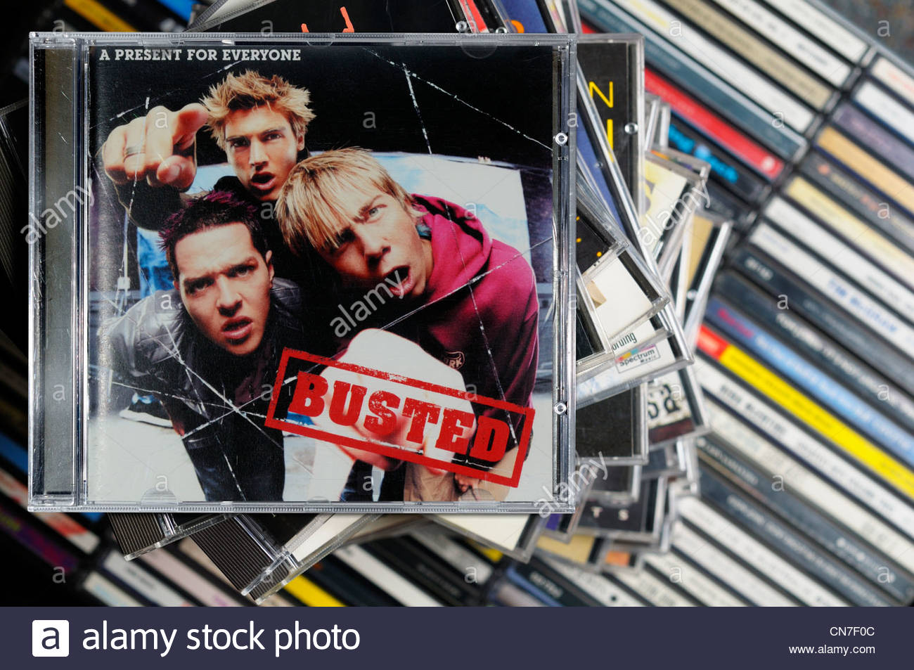 Busted Band Stock Photos & Busted Band Stock Images - Alamy