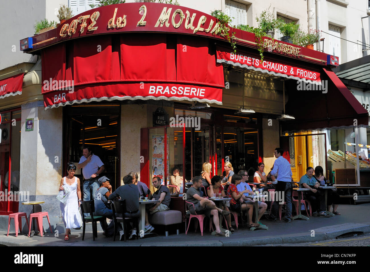 Cafe Amelie Paris