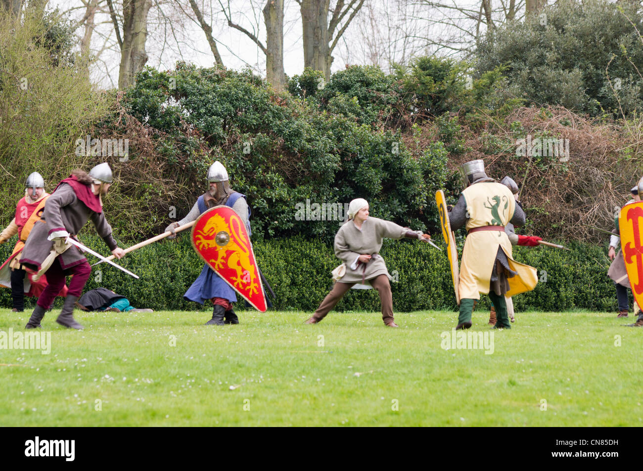 Medieval Polearm Stock Photos & Medieval Polearm Stock Images - Alamy