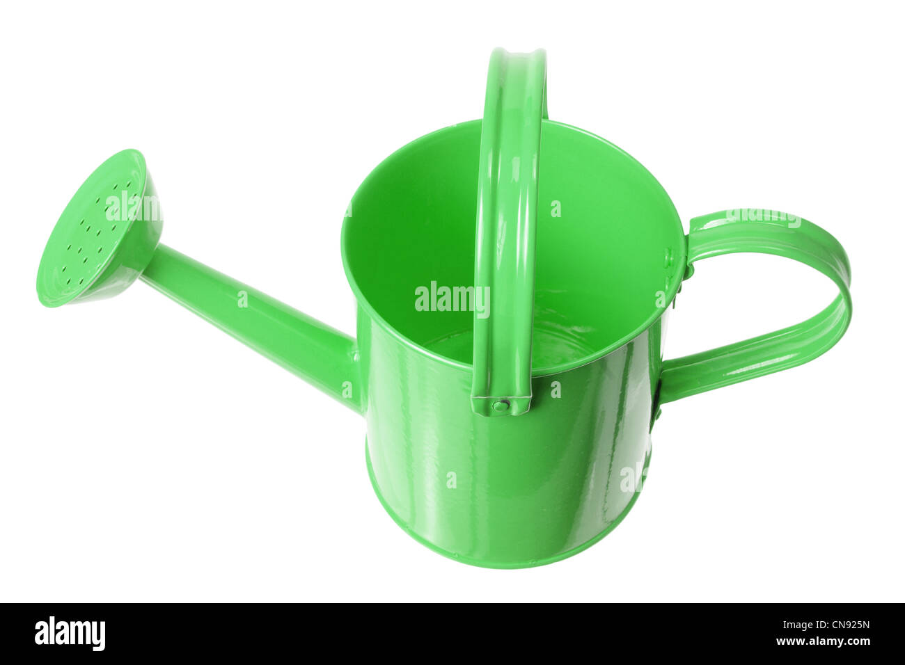 Watering Can - Stock Image