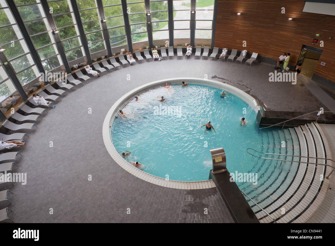 Thermal Baths Pyrenees Stock Photos Amp Thermal Baths