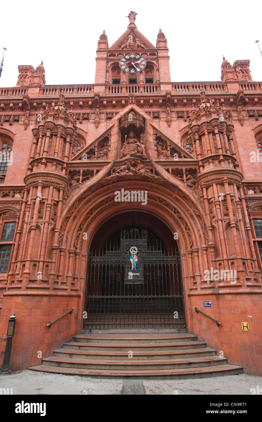 Birmingham Magistrates Court Stock Photo Alamy