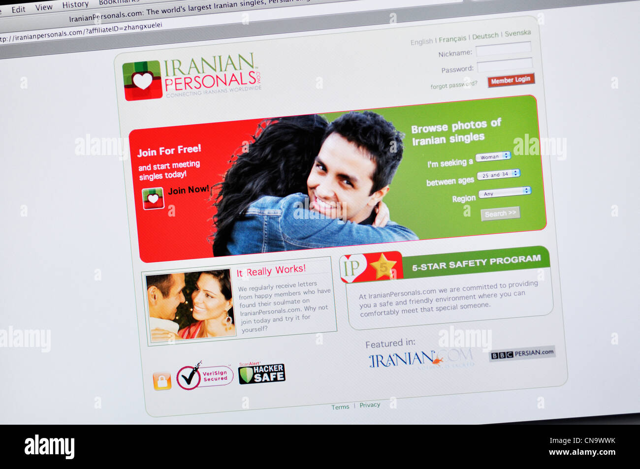 persian online dating
