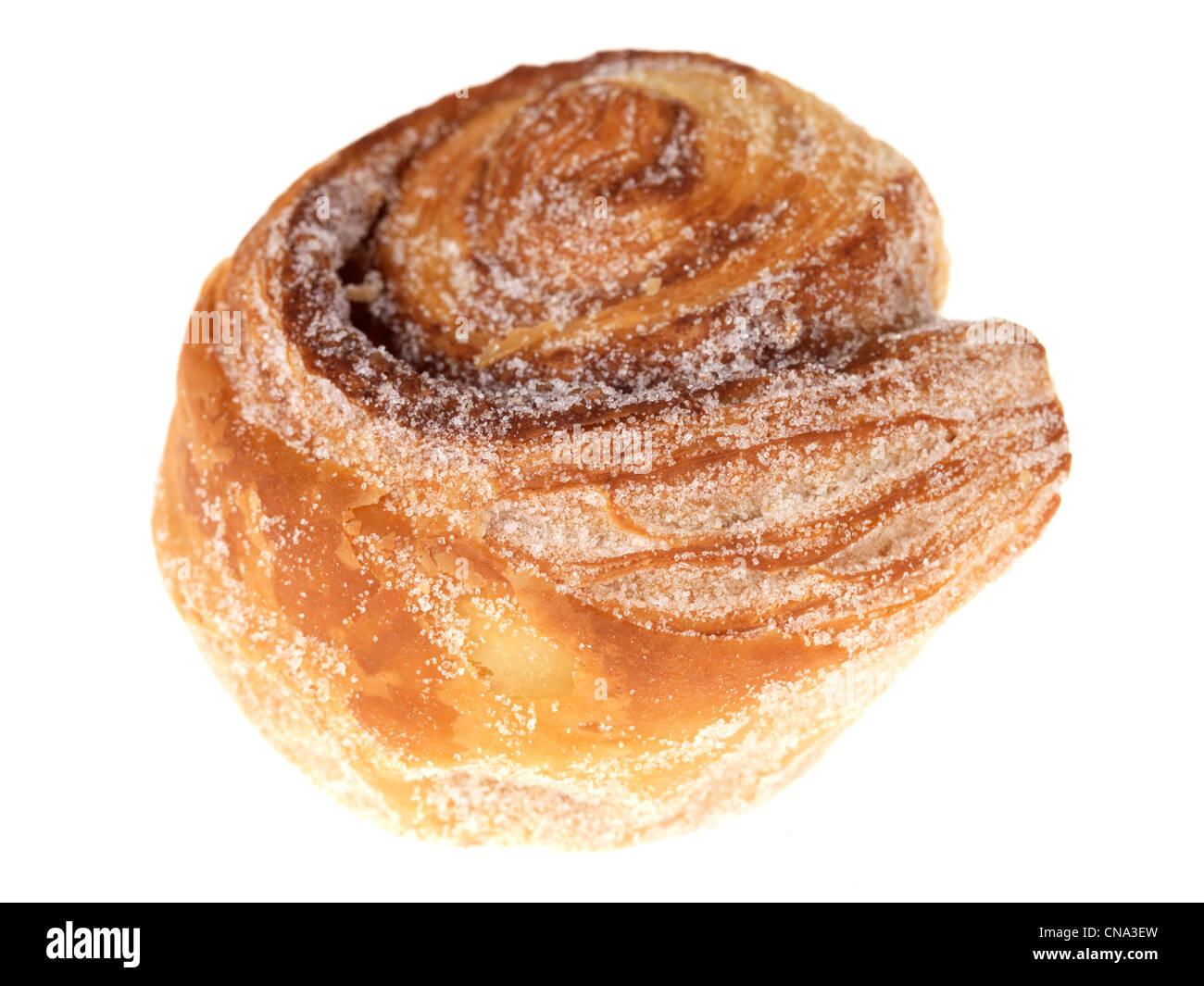 Cinnamon Bun - Stock Image