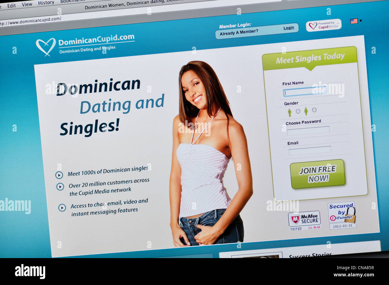 Dominican dating website