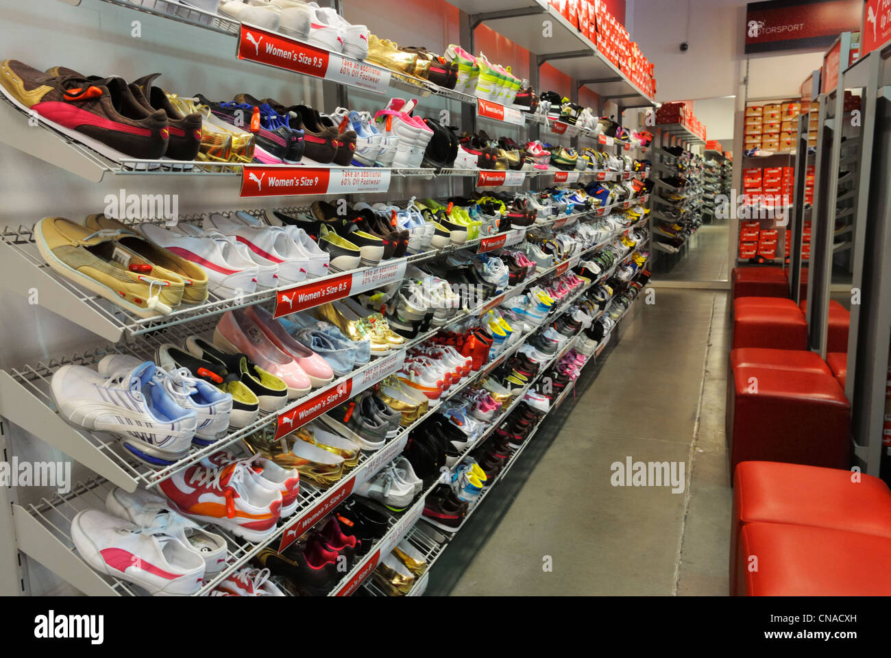 Puma Shoes High Resolution Stock Photography and Images - Alamy