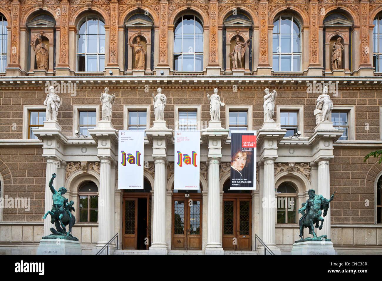 Austria Vienna Academy Of Fine Arts Akademie Der Bildenden Kunste