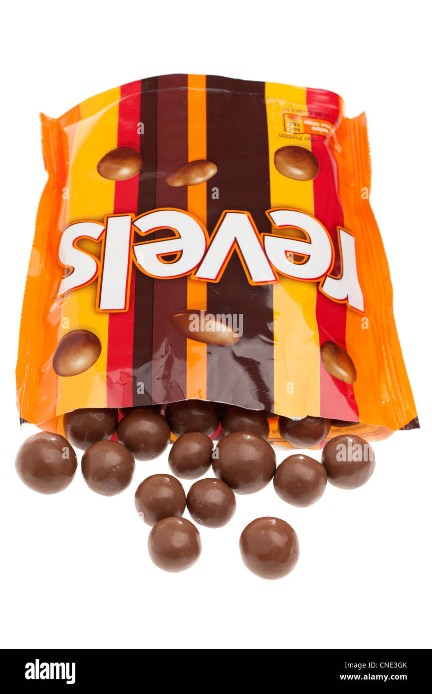 Bag of Revels - Stock Image