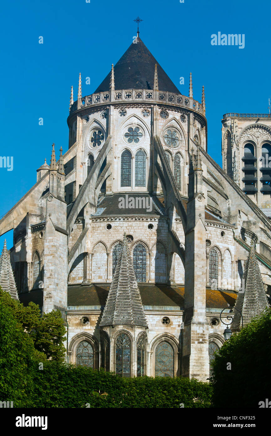 Bourges Cathedral Stock Photos Amp Bourges Cathedral Stock