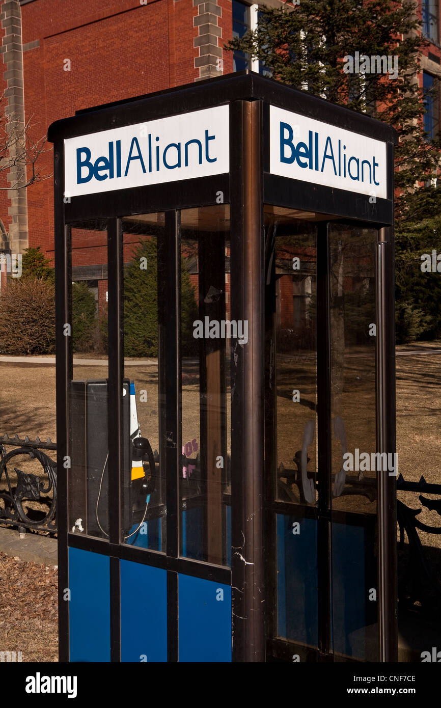 Bell Aliant Stock Photos & Bell Aliant Stock Images - Alamy