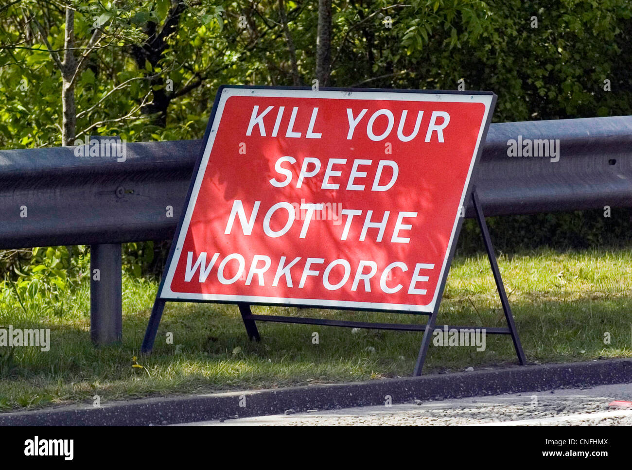 Kill your speed not the workforce