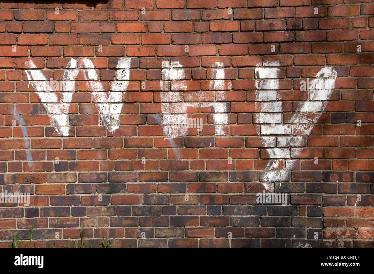 brick wall graffiti graffiti on a brick wall stock photo 47724951 alamy 180
