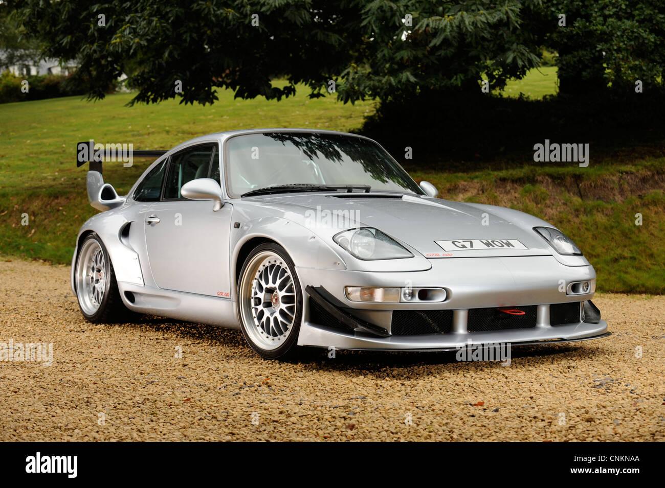1996 Porsche Gemballa 600 GTR - Stock Image