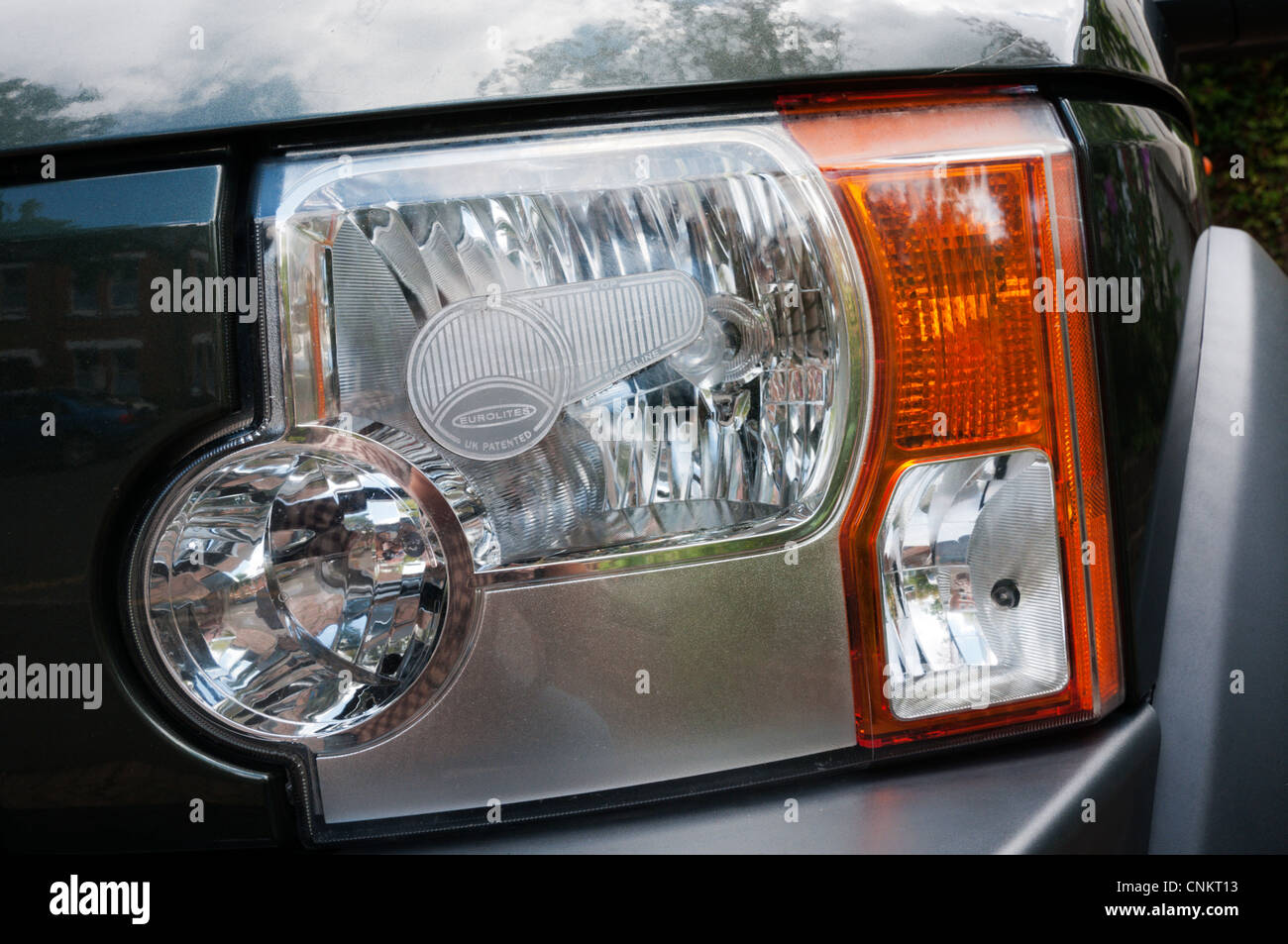 Land Rover Discovery 3 Rear Light Cluster