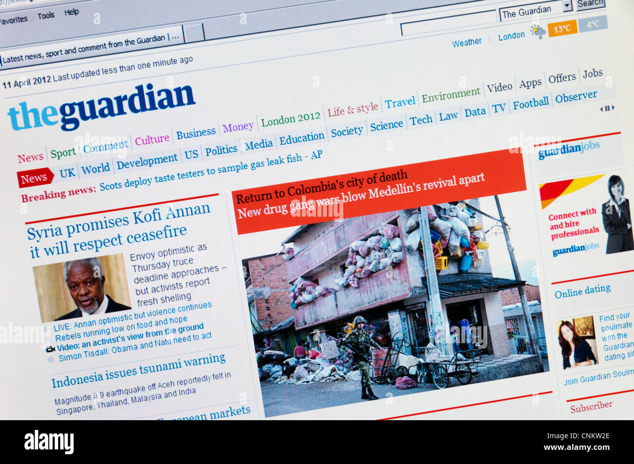 the-guardian-dating-website-the