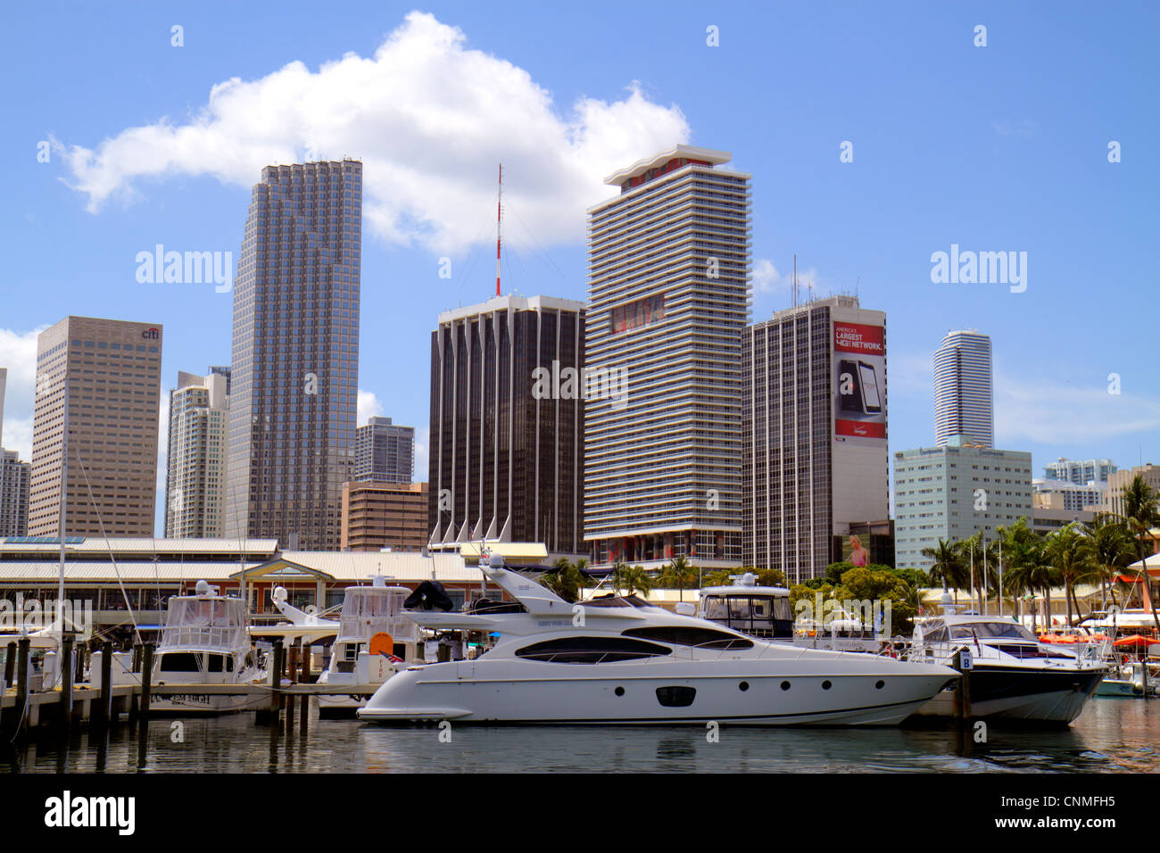 Located on the beautiful Biscayne Bay in the heart of downtown Miami, delight in the best shopping, dining and entertainment as you wander the promenade of Miami's Bayside Marketplace, part of our Miami and Key West bus trip.
