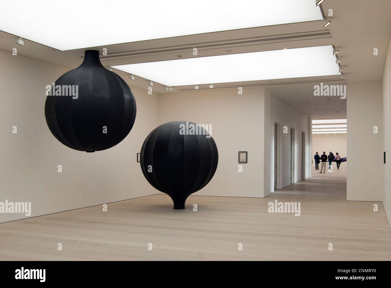 Saatchi Gallery, London - Stock Image
