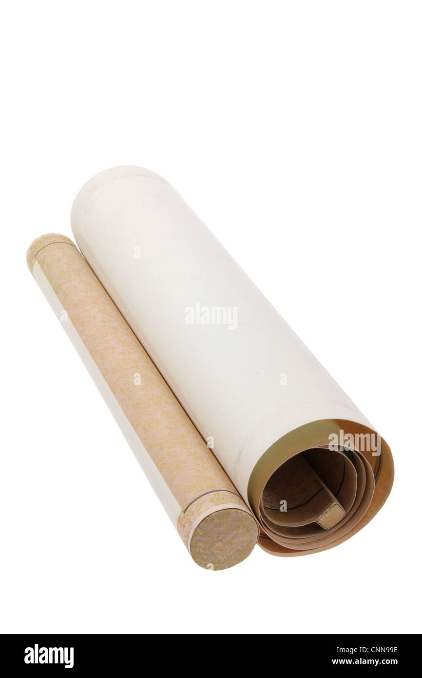 Chinese Scroll - Stock Image