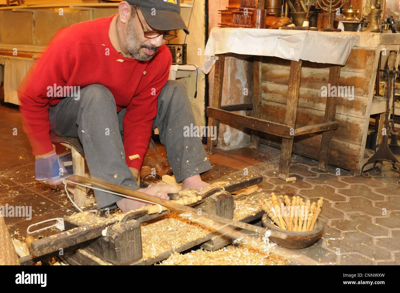 Morocco Wood Craft