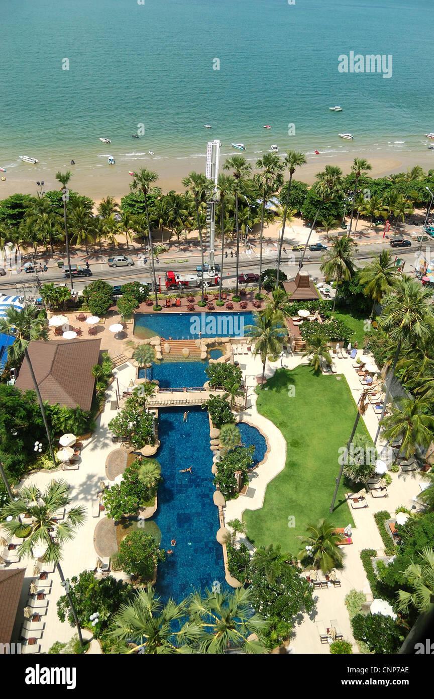 Pattaya Beach Road Stock Photos & Pattaya Beach Road Stock Images ...