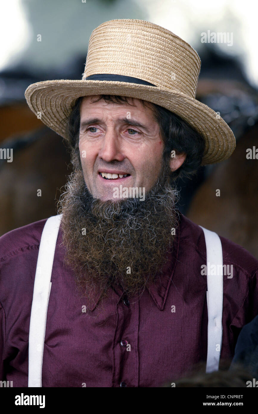Amish People Stock Photos Amp Amish People Stock Images Alamy