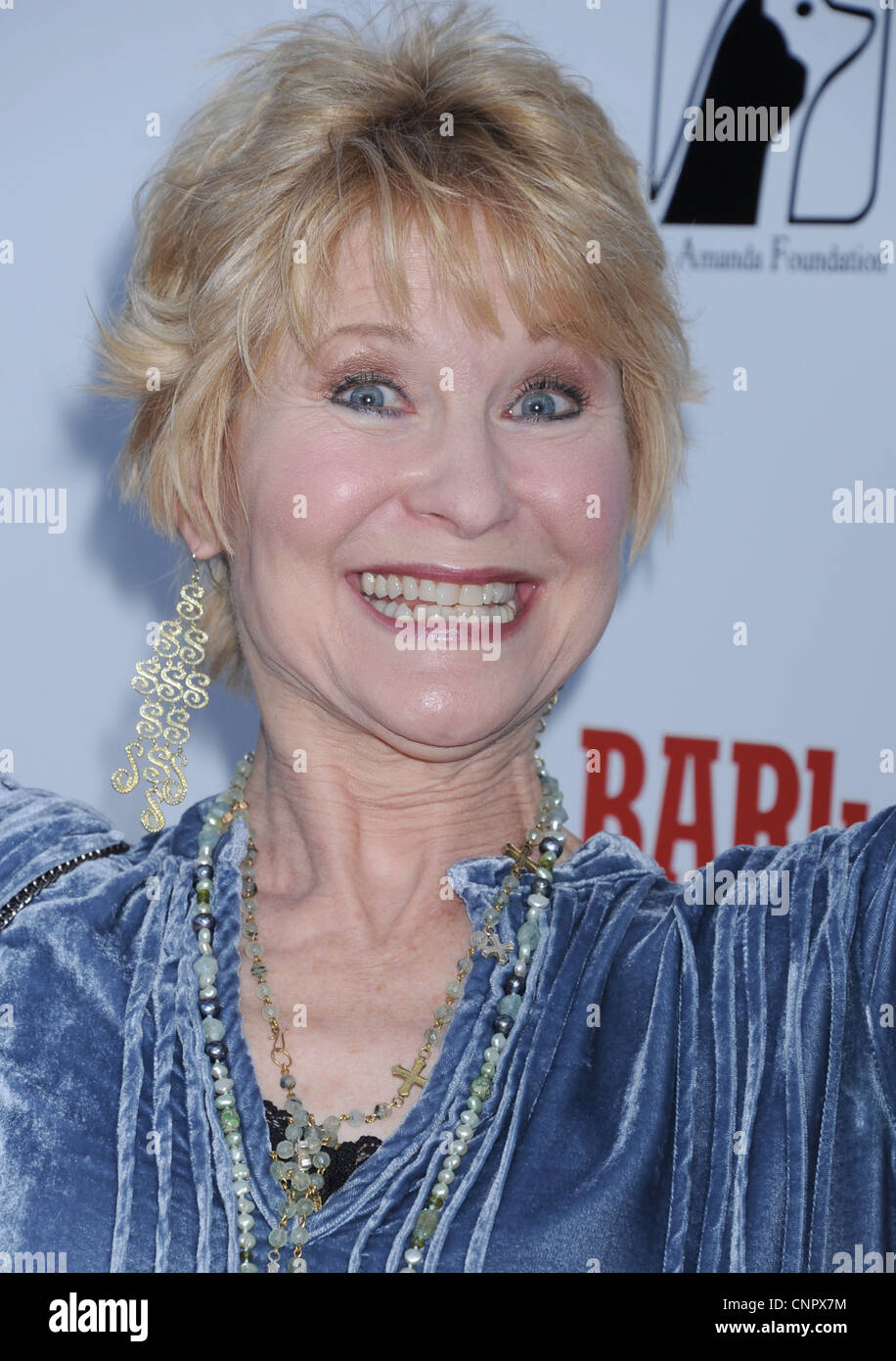 DEE WALLACE US film actress in April 2012. Photo Jeffrey Mayer - Stock Image