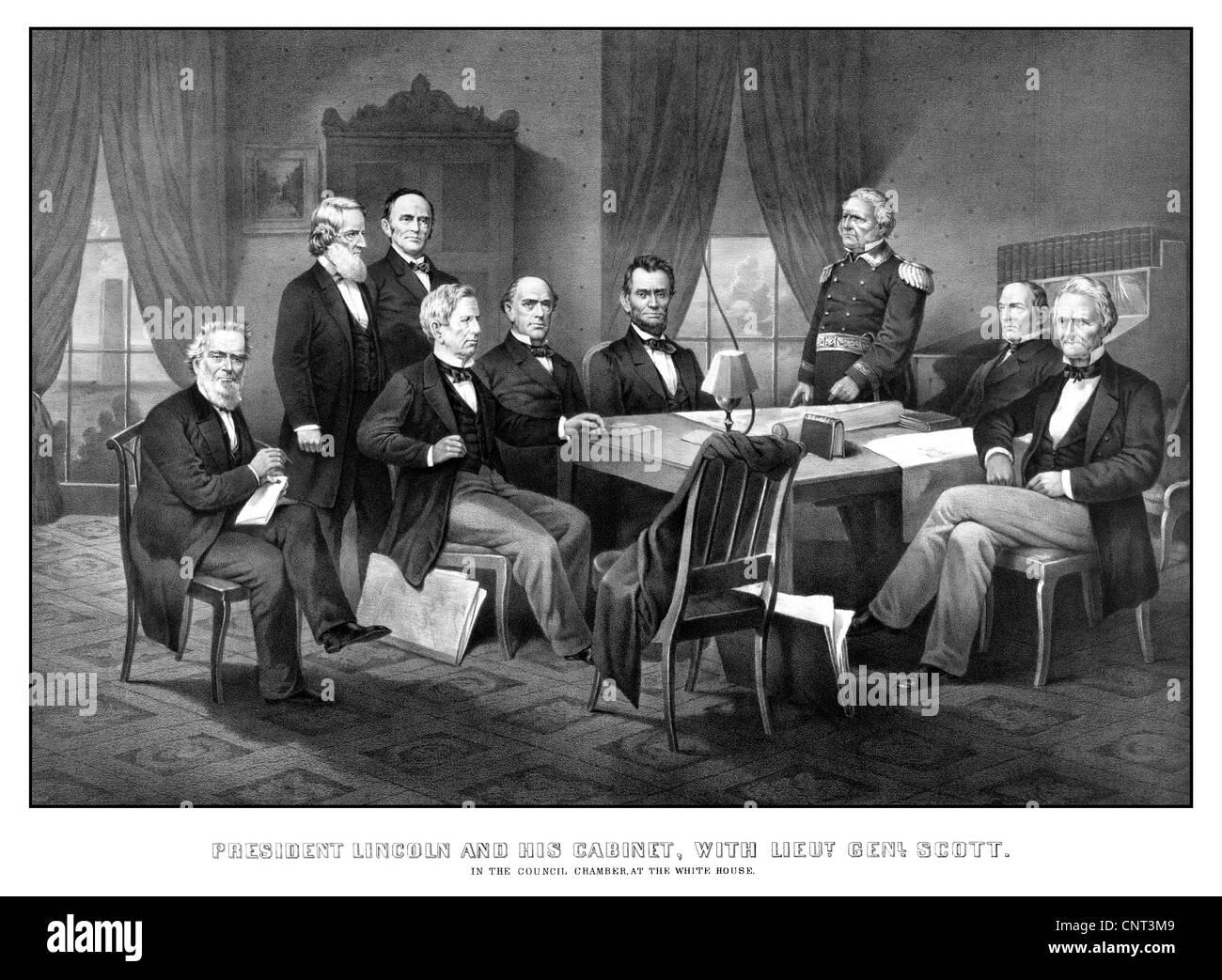 """the family life and presidency of abraham lincolm Abraham lincoln became the united states  he sketched his life: """"i was  who died in my tenth year, was of a family of the name of hanks my."""