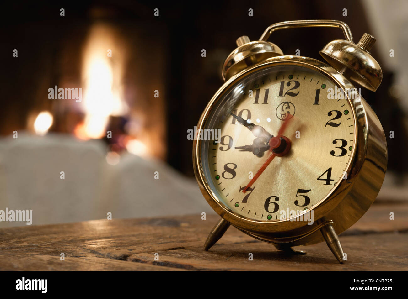Alarm clock - Stock Image