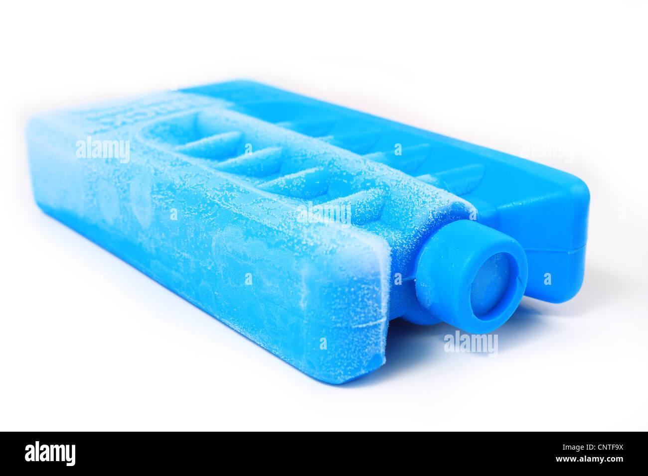 ice brick - Stock Image