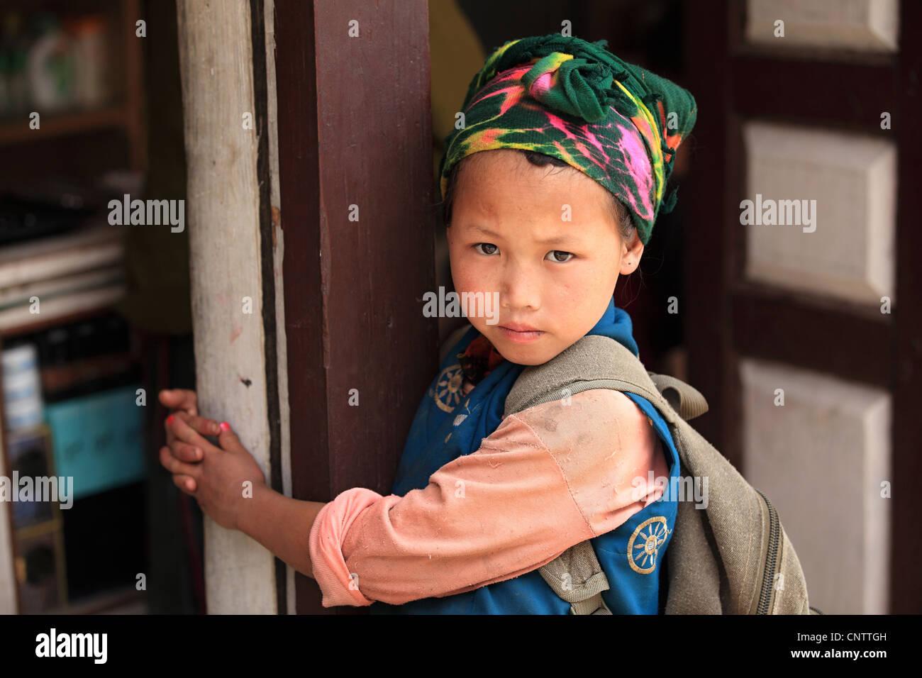 Rural nepal stock photos rural nepal stock images alamy nepali rural girl nepal stock image ccuart Gallery