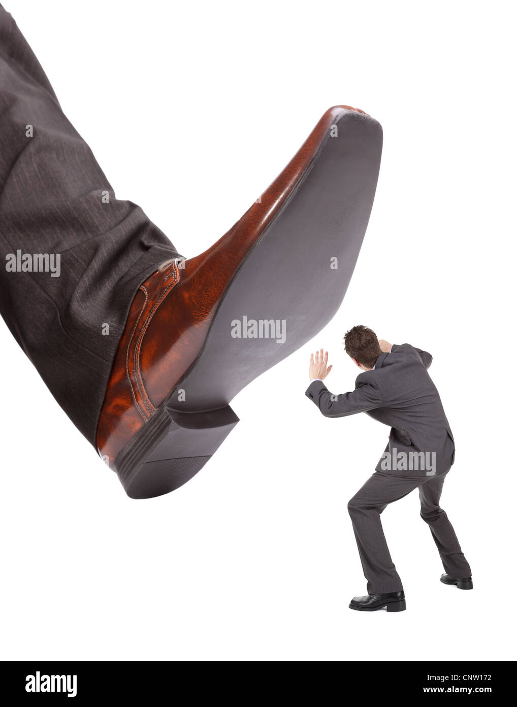 Business problems - Stock Image