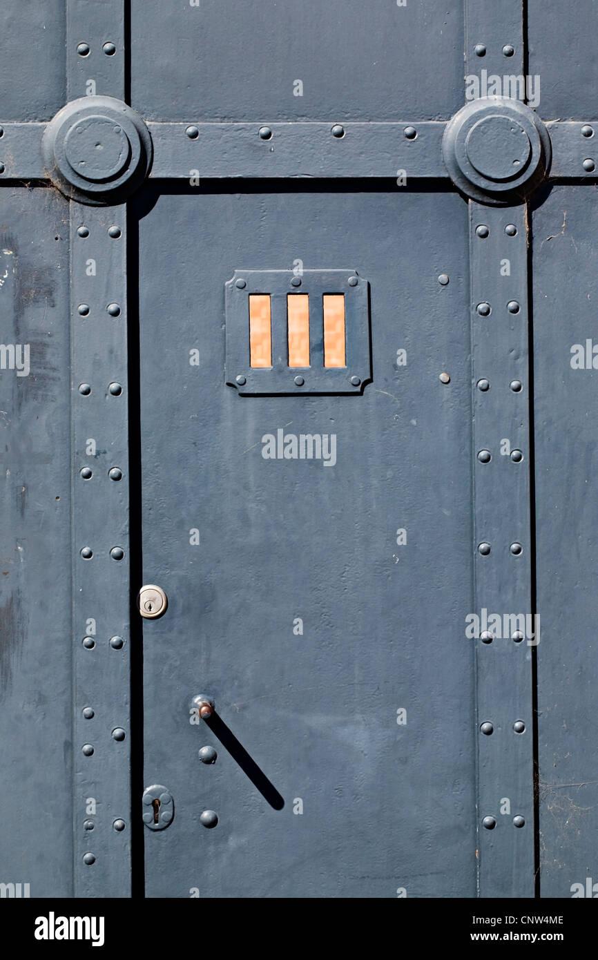Ballarat Australia / The Old Steel Door Entrance To The ...