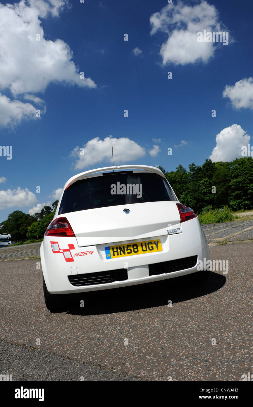 Renault Megane Rear High Resolution Stock Photography And Images Alamy