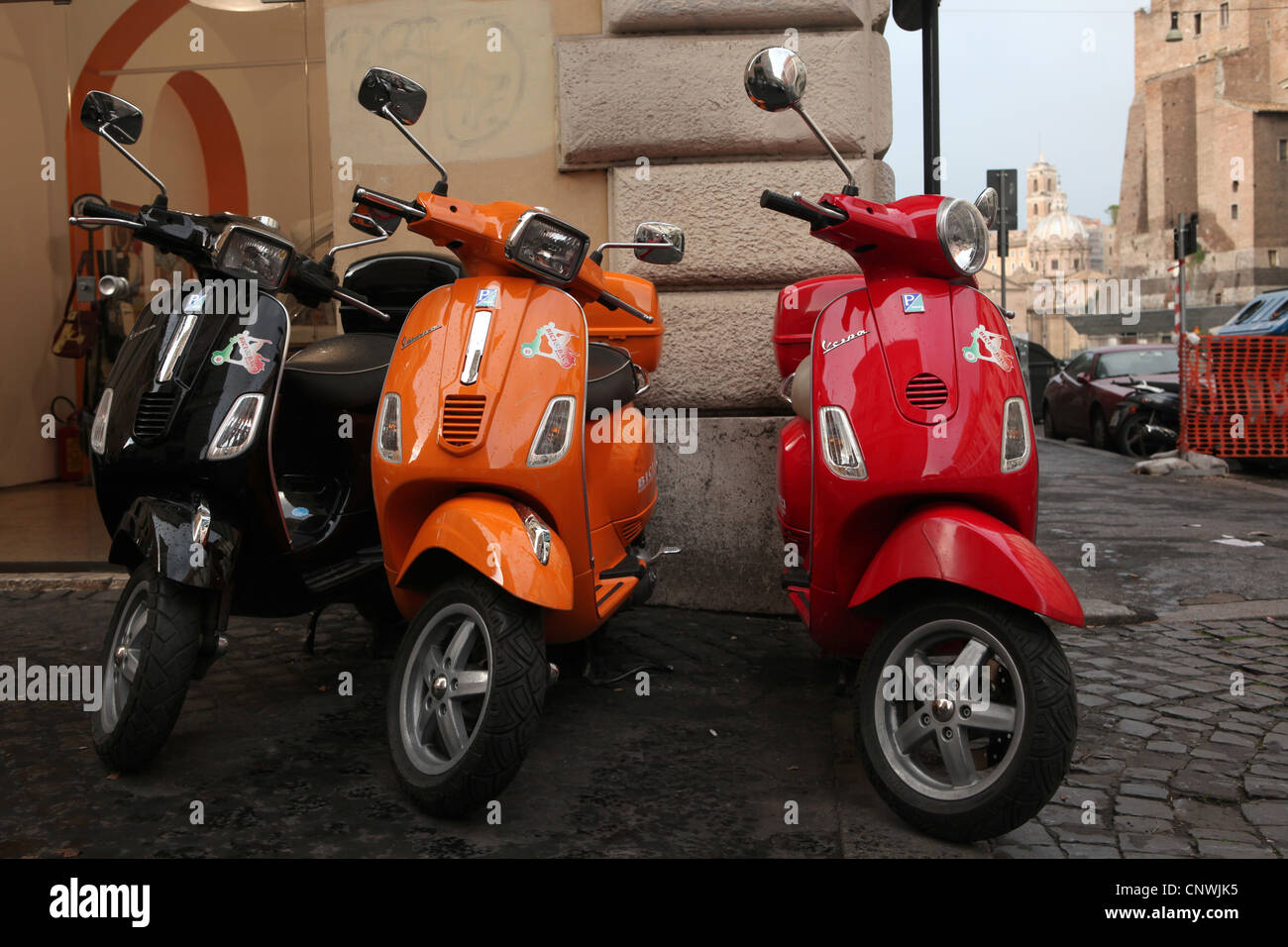 Vespa For Sale Naples Italy