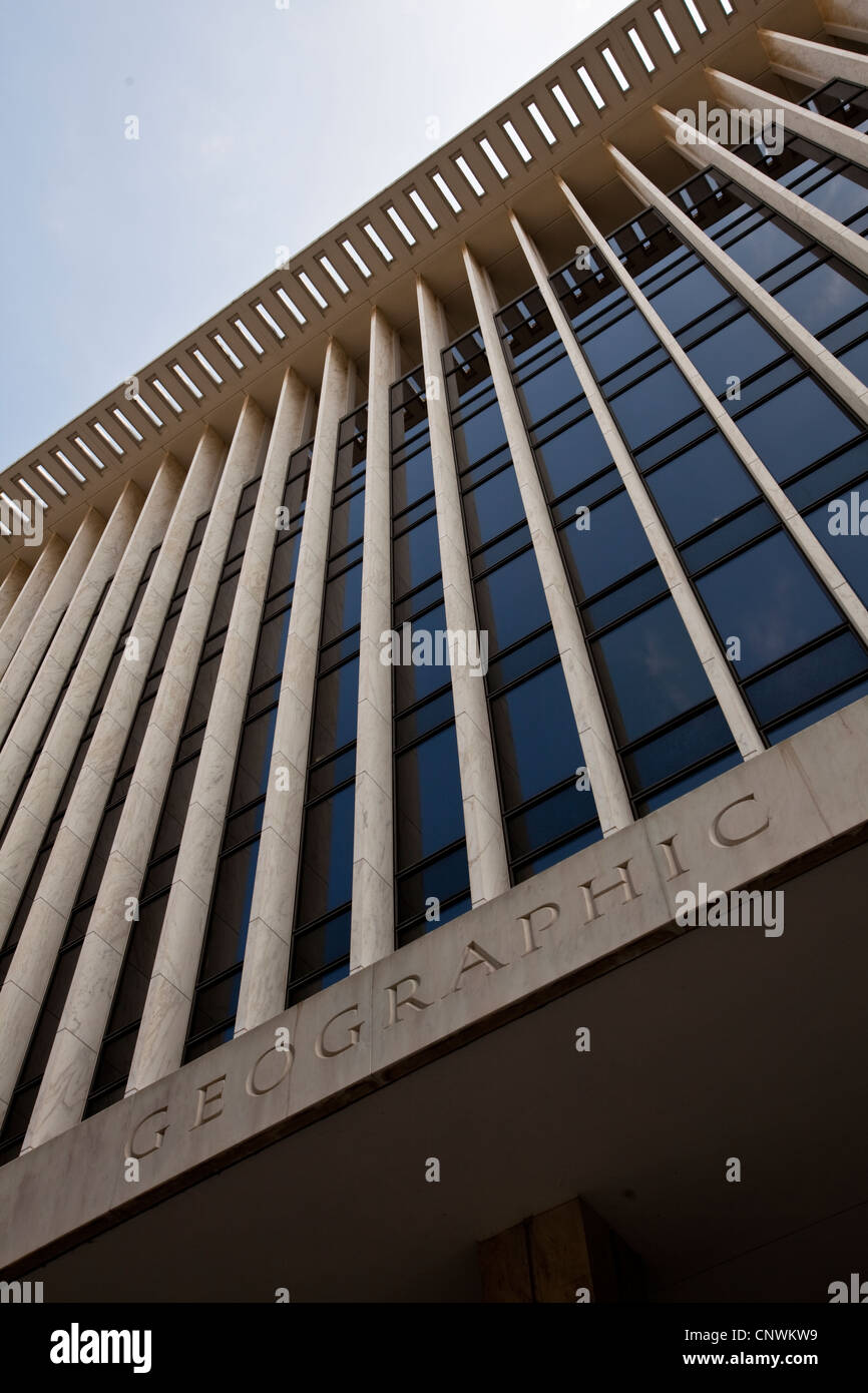 National Geographic Society - Stock Image