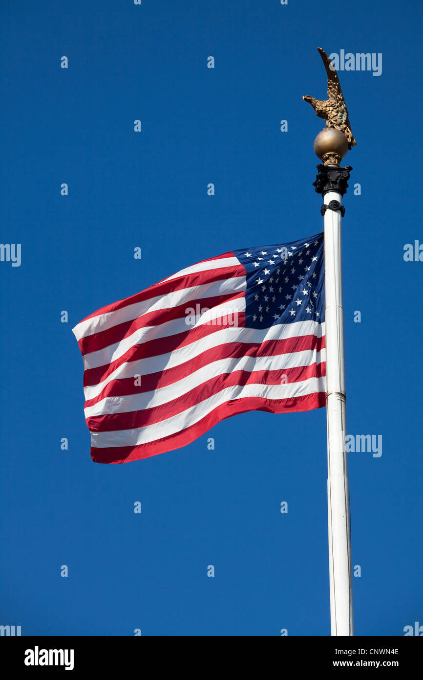 The Stars and Stripes - Stock Image