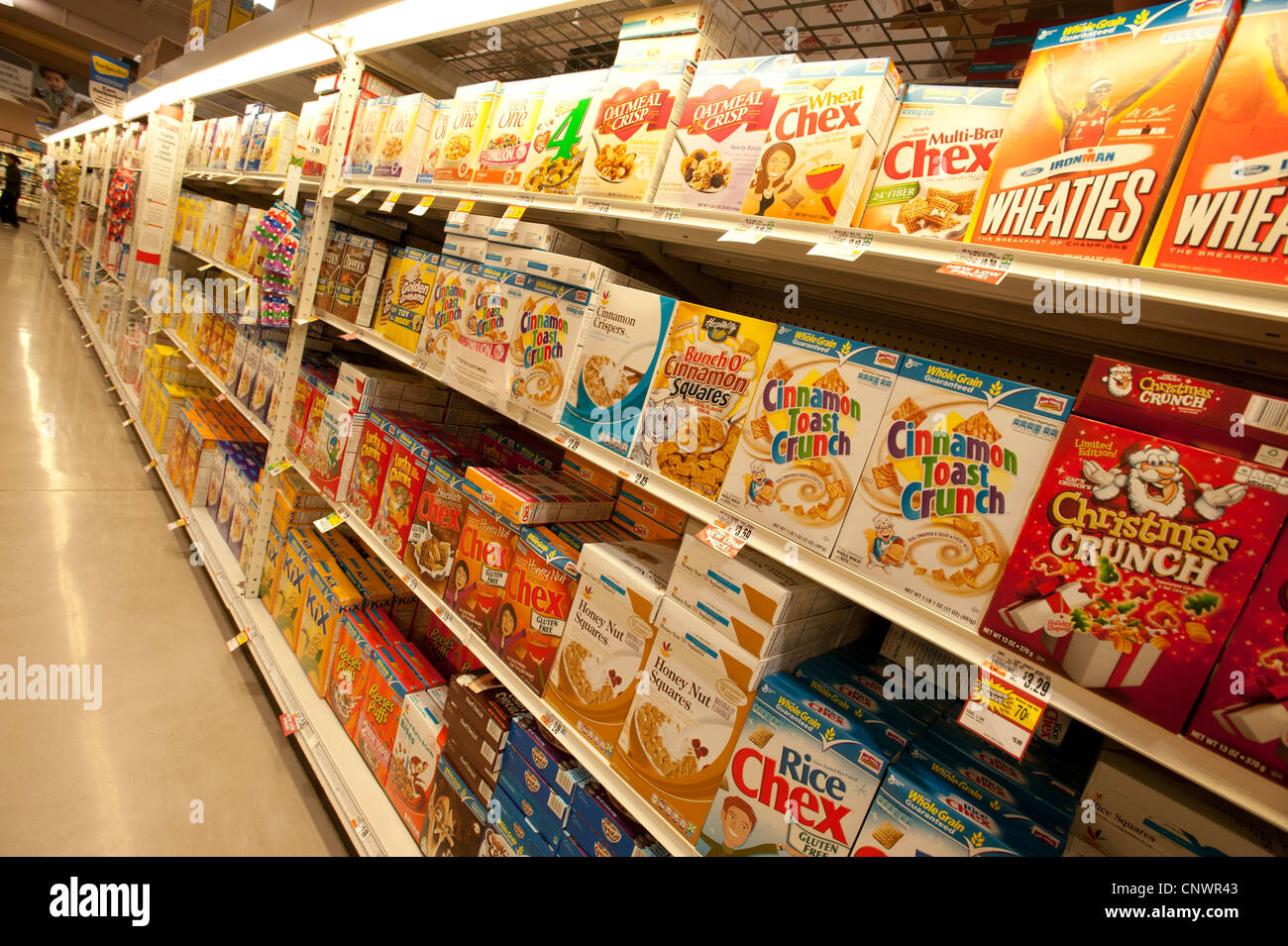 Grocery Isle High Resolution Stock Photography And Images Alamy