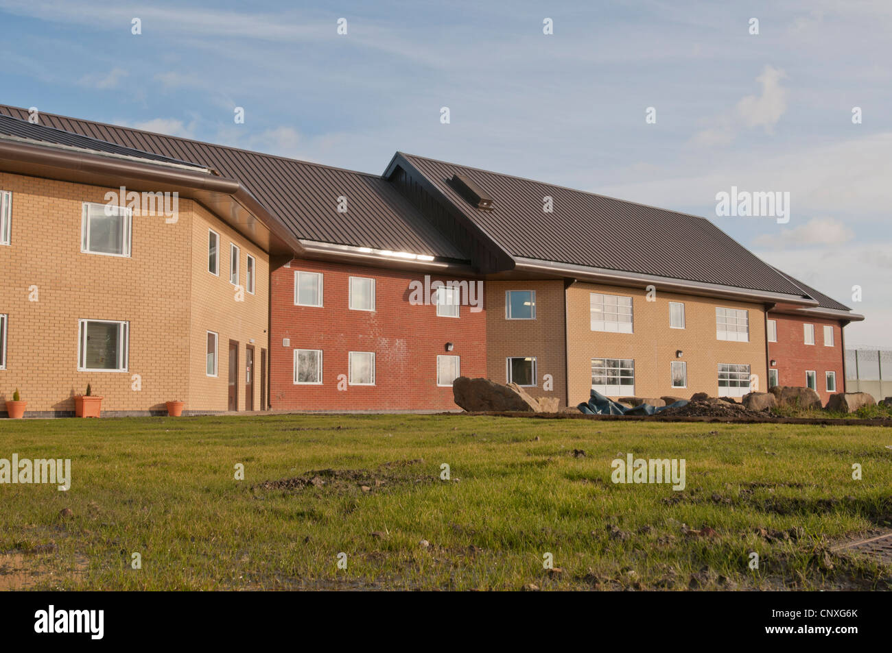 Keppel Unit, HMP Weatherby - Stock Image