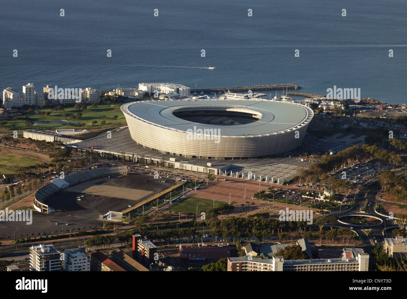 Green Point, Cape Town - Stock Image