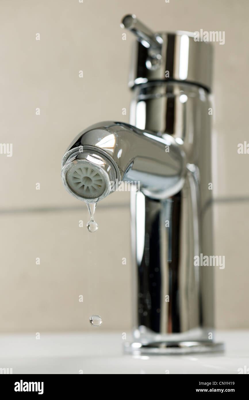 Tap Water - Stock Image